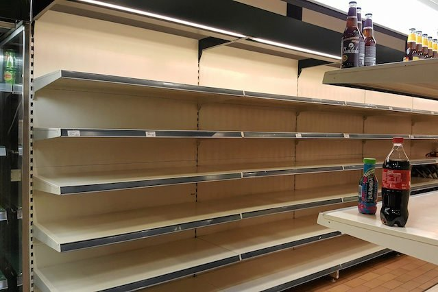 Koniec z pustymi półkami w Almie?