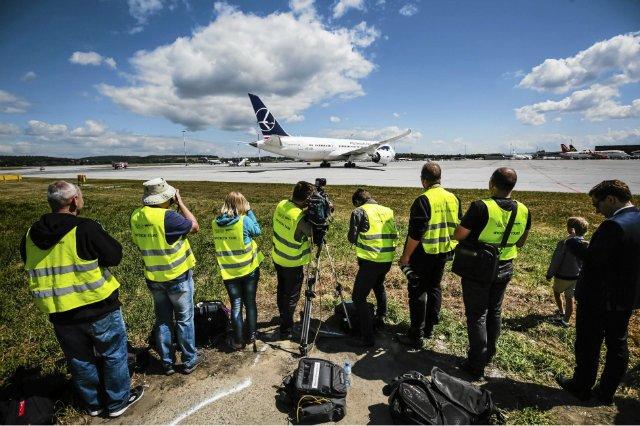 Inauguracja połączenia LOT Polish Airlines na trasie Kraków – Chicago. Trasa będzie obsługiwana przez samoloty Boeing 787 Dreamliner.