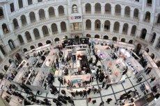 Gmach Główny Politechniki Warszawskiej, gdzie odbędzie się 3D Show.