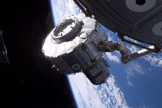"""W poniedziałek na Międzynarodową Stację Kosmiczną dotrze kapsuła, w której znajduje się m.in. """"kosmiczny piekarnik""""."""