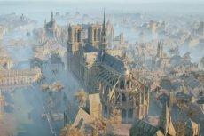 """W trakcie prac nad grą """"Assassin's Creed: Unity"""" precyzyjnie odwzorowano część szczegółów architektonicznych katedry Notre Dame."""