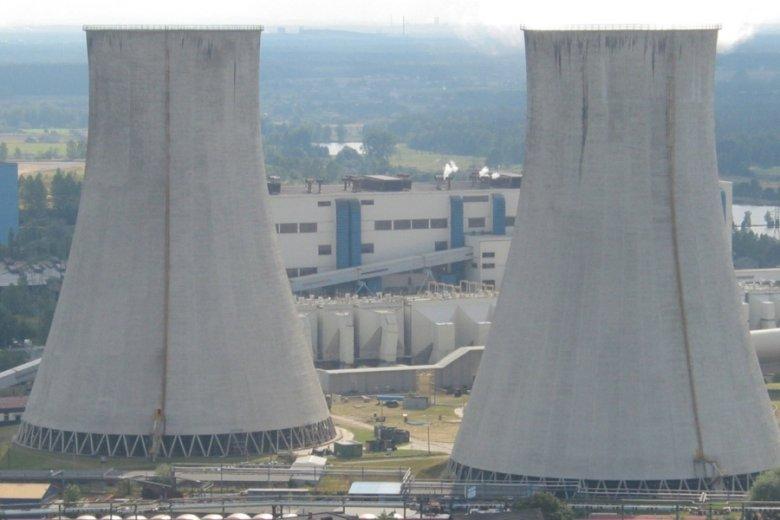 Instalacja do produkcji SNG została zlokalizowana w elektrowni Łaziska.