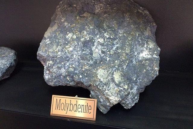 Molibden wydobyty z kopalni Sierra Gorda. To jeden z jej trzech - obok miedzi i złota - podstawowych surowców.