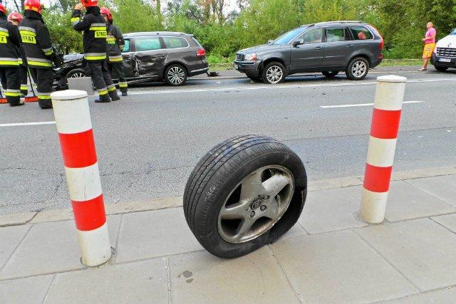 Jednemu z poszkodowanych w wypadku drogowym Sąd Najwyższy zabrał właśnie 100 tys. zł z odszkodowania (zdjęcie poglądowe)