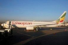 Na pokładzie samolotu, który runął w Etiopii, było dwoje Polaków.