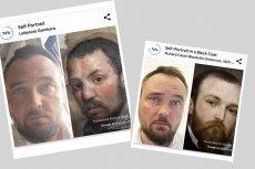 Google Art Selfie działa z różną skutecznością, ale zabawa jest przednia