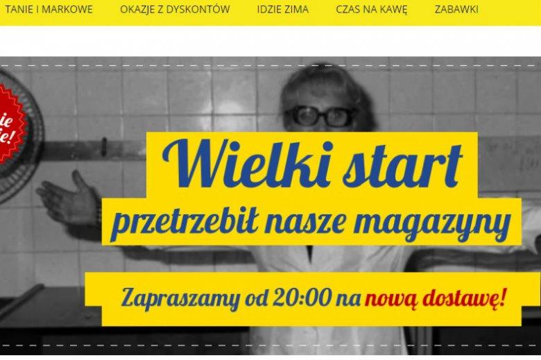 DomowyDyskont.pl uderza niskimi cenami