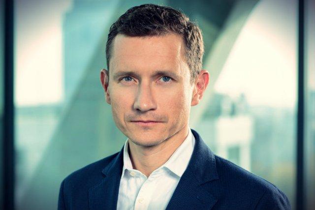 Marcin Truszel, założyciel i prezes firmy Kontomierz.pl
