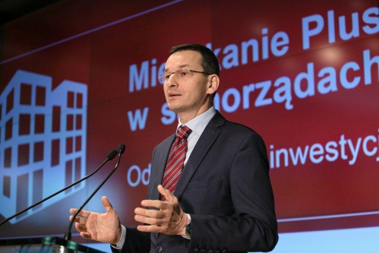 Mieszkanie Plus to sztandarowy projekt rządu, nic dziwnego, że gabinet premiera Mateusza Morawieckiego chciałby przyspieszyć jego realizację.