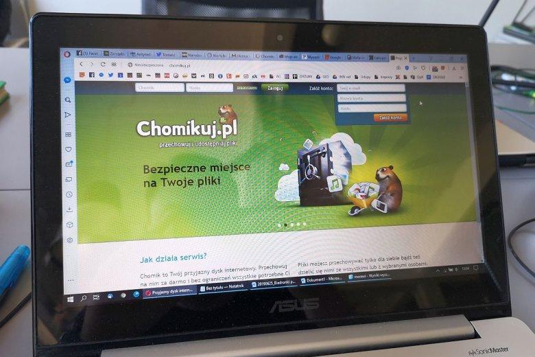 Potężne amerykańskie zrzeszenie producentów muzyki wzięło Chomikuj.pl na cel