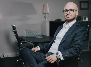 Nico Bałazy, współzałożyciel KRU.pl