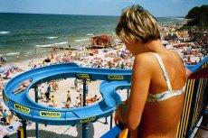 Plaża dla nudystów w Łebie spotkała się z dużym zainteresowaniem