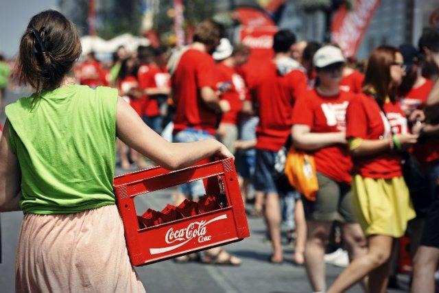 Coca-Cola wprowadza drink z alkoholem.