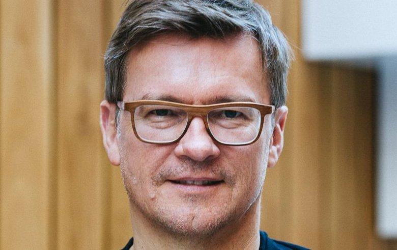 Rafał Plutecki, mentor startupów, anioł biznesu, szef Campus Warsaw.