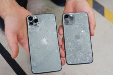Po tylu upadkach iPhone'y 11 Pro i 11 Pro Max wyglądają naprawdę nieźle.