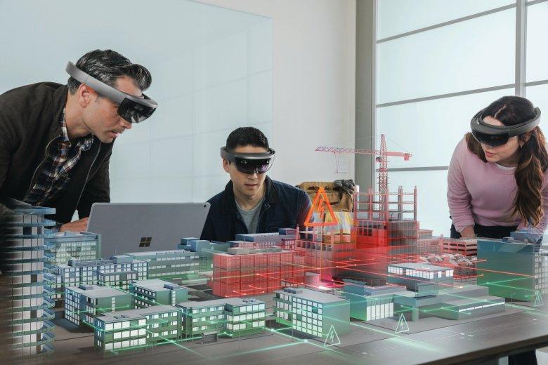 Technologia MS HoloLens otwiera przed nami wiele nowych możliwości.