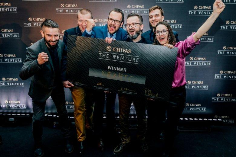 Nexbio to jedyna firma z Polski w prestiżowym konkursie Chivas The Venture.