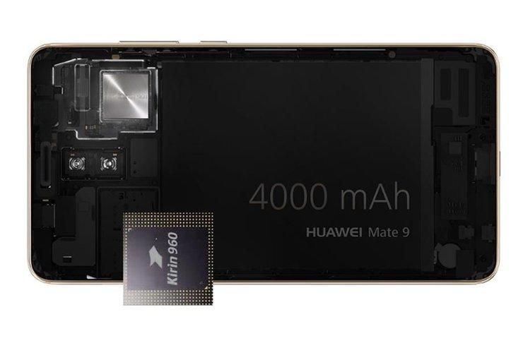 Procesor Kirin 960 uważany jest za jeden z najwydajniejszych mobilnych układów na rynku mobilnych urządzeń