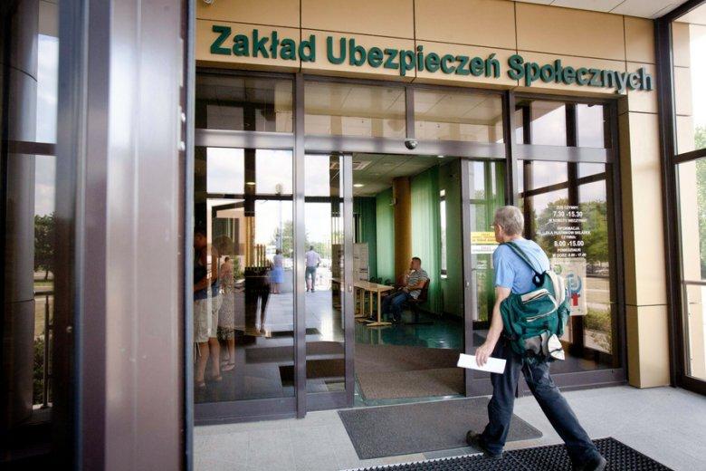 W latach 2012-2015 ZUS wstrzymał wypłatę świadczeń w prawie 8 tysiącach przypadków.