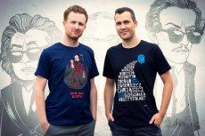 Maciej Piotrowski i Krzysztof Kacprzykowski mówią, że chcą ubierać Polaków w słowa