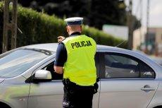 W tym roku w ramach akcji SMOG policja zatrzymała już prawie 8 tys. dowodów rejestracyjnych.