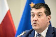 Leszek Skiba, wiceminister finansów, hamuje apetyt na rozdawnictwo: w tym roku nie będzie już żadnych dodatkowych akcji socjalnych