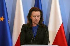 Prezes ZUS Gertruda Uścińska wydaje się być w kwestii podwyżki gwałtownej płacy minimalnej dość zrezygnowana.