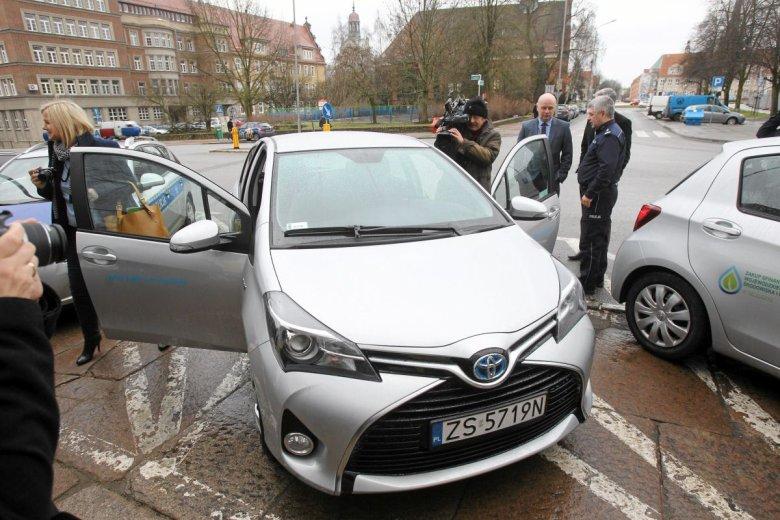 Uczestnicy loterii mieli wygrać Toyotę Yaris Hybrid