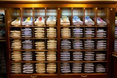 Firma odzieżowa Brooks Brothers złożyła wniosek o bankructwo.