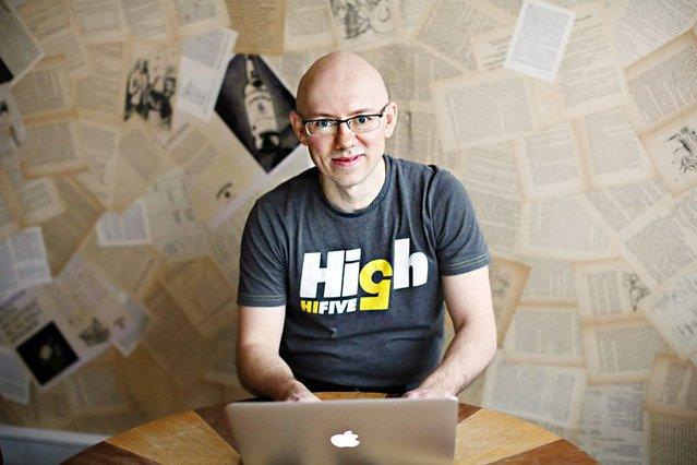 Michał Szafrański ma kolejny powód do dumy. Zarobił więcej, niż niejeden polski pisarz.