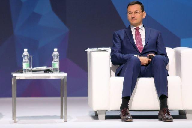 Mateusz Morawiecki przez 11 lat pracy w prywatnym banku zarobił ok. 29 mln zł - ponad 200 tysięcy miesięcznie