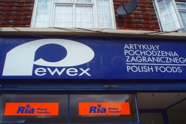 Pewex powrócił i od 3 lat prosperuje w Polsce, choć tylko on-line.