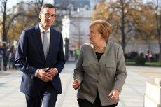 Kanclerz Angela Merkel na razie nie wpada w panikę, ale szykuje się na spowolnienie gospodarcze
