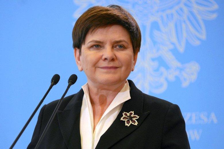 Beata Szydło jest absolutną rekordzistką w lataniu wojskowym samolotem transportowym.