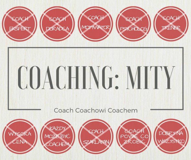 Rozprawmy się z kilkoma mitami o coachingu...