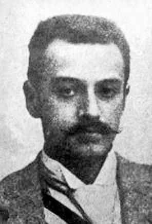 Kazimierz Prószyński, 1909 r.