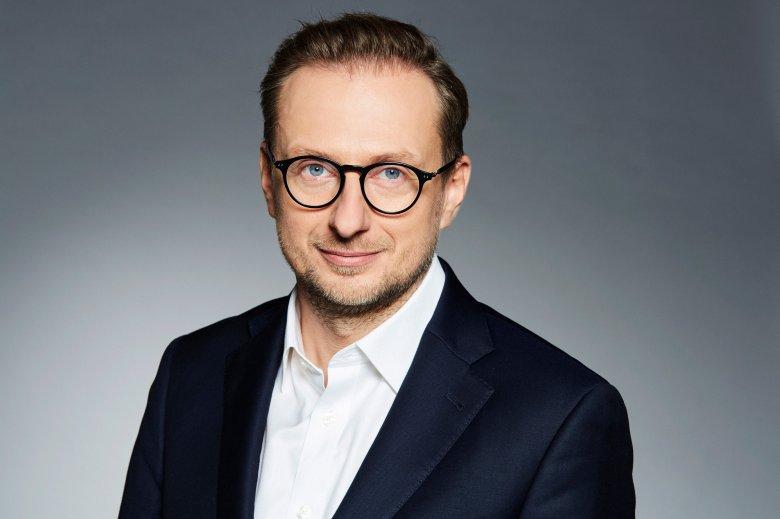 Bartosz Hojka, prezes Agory.