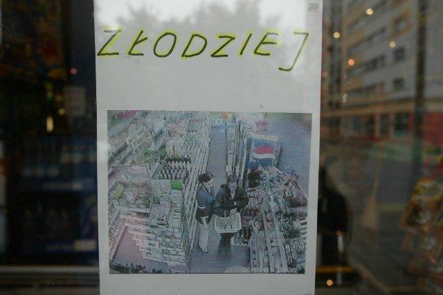 W taki sposób ze złodziejami radził sobie jeden z właścicieli sklepów z Łodzi
