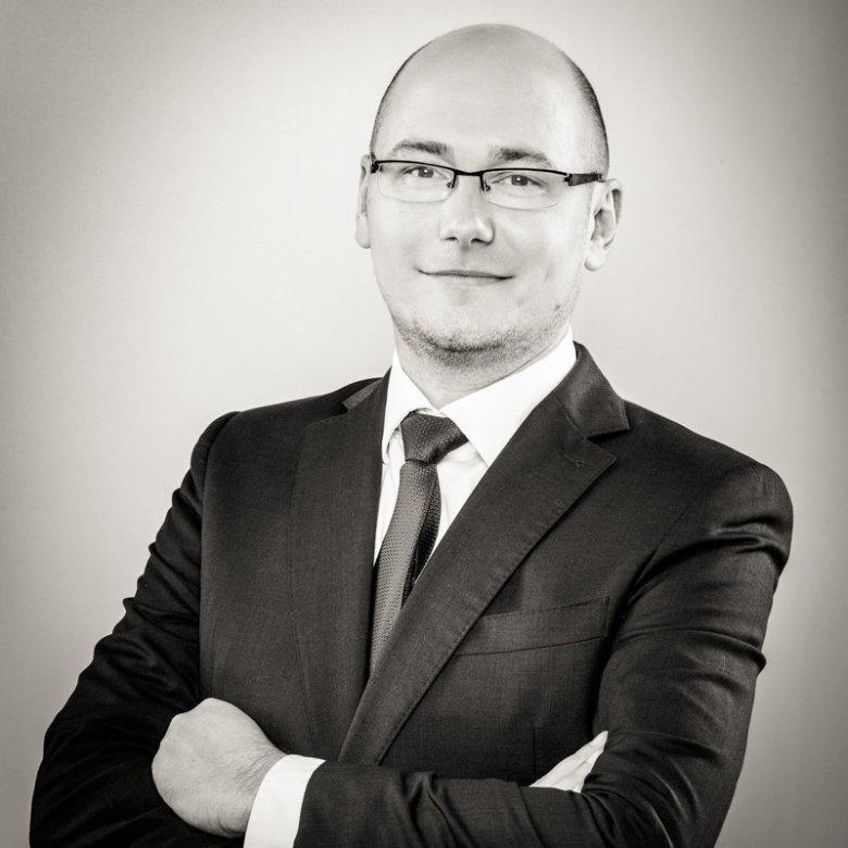 Patrycjusz Szczęś, dyrektor finansowy CHIC