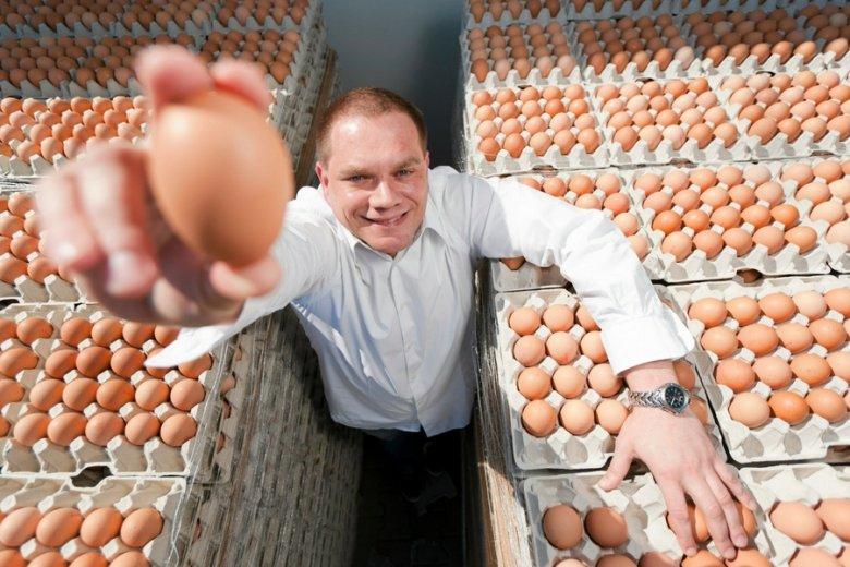 Kilka miesięcy temu polsko-czeskie spory o żywność weszły w nową fazę: tym razem Czesi bali się jaj z Polski niewiadomego pochodzenia.