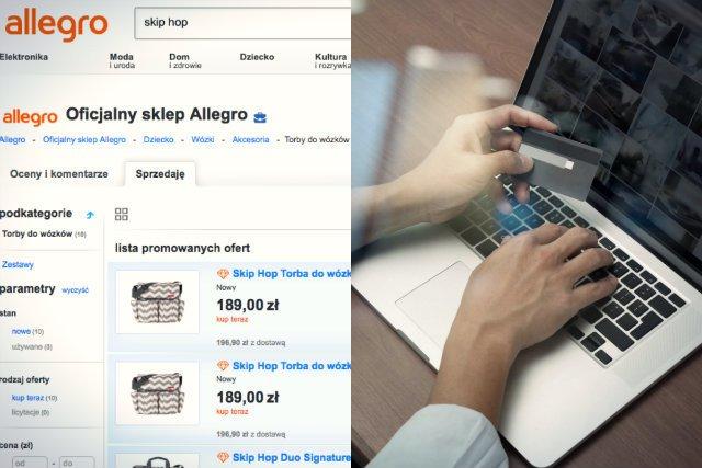UOKiK wysyła do Allegro bardzo ważny sygnał. Handlowy gigant może mieć kłopoty przez podejrzenie o faworyzowanie własnych sklepów
