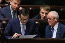 Debata nad ustawą zawierającą rozwiązania mające niwelować skutki podwyżek cen energii.