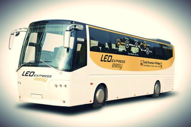 Leo Express z Czech odważnie wchodzi na polski rynek.