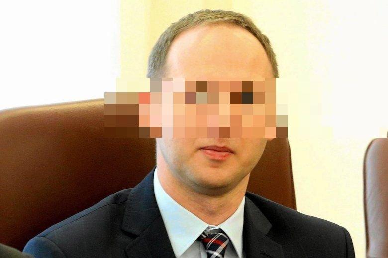 Marek Chrzanowski przed zatrzymaniem i aresztowaniem złożył dymisję