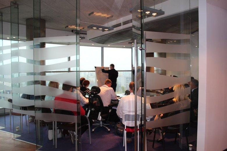 W Fabryce i3 na Marynarskiej 11 pracuje zespół ds. automatyzacji i robotyzacji w finansach.