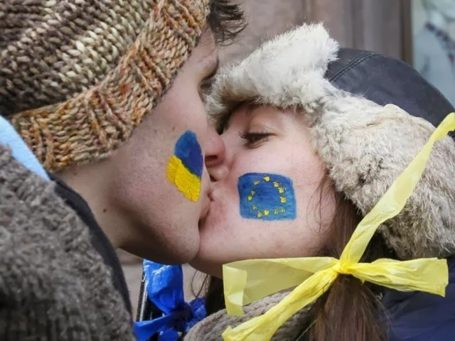 Kijów 2013 - Euromajdan
