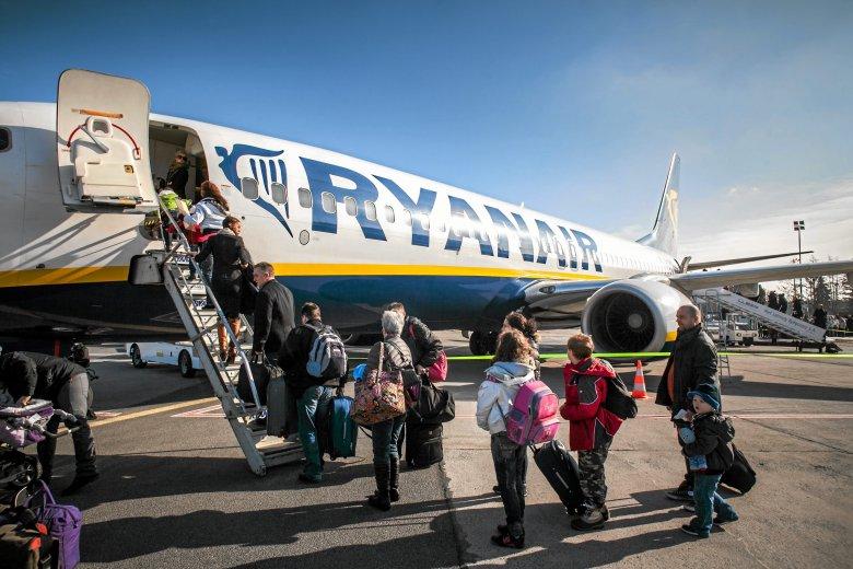 Linie lotnicze będą zobowiązane do udostępnia informacji na temat pasażerów