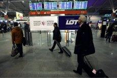 Krytycy budowy Centralnego Portu Lotniczego dostali do ręki kolejny oręż