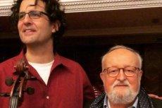 Amit Peled wracał z urodzinowego koncertu Krzysztofa Pendereckiego
