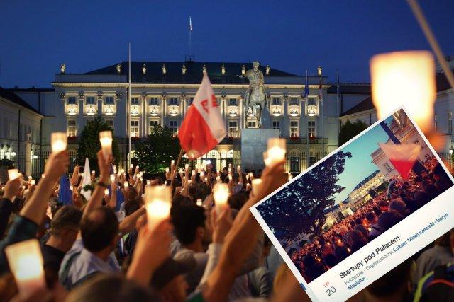 Ogólnopolski protest przeciwko podpisaniu ustawy reformującej wymiar sprawiedliwości zatacza coraz szersze kręgi. Do inicjatywy postanowiło przyłączyć się środowisko start-upowe